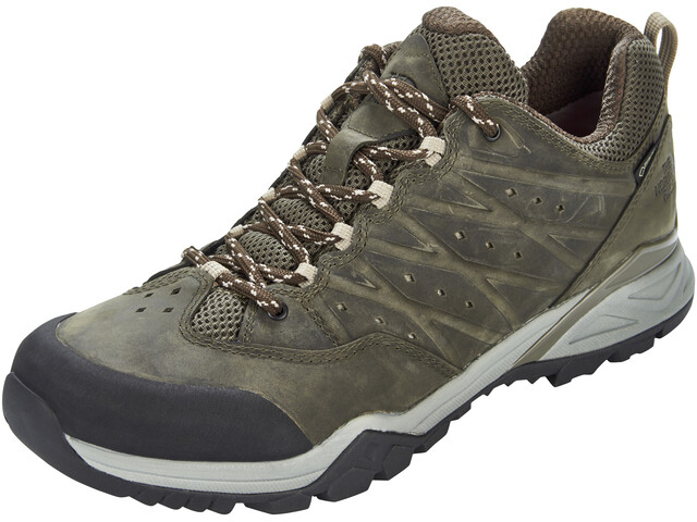 The North Face Hedgehog Hike II GTX - Chaussures Homme - marron